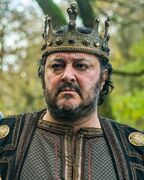 King Aelle of Northumbria