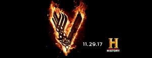 Vikings V Logo
