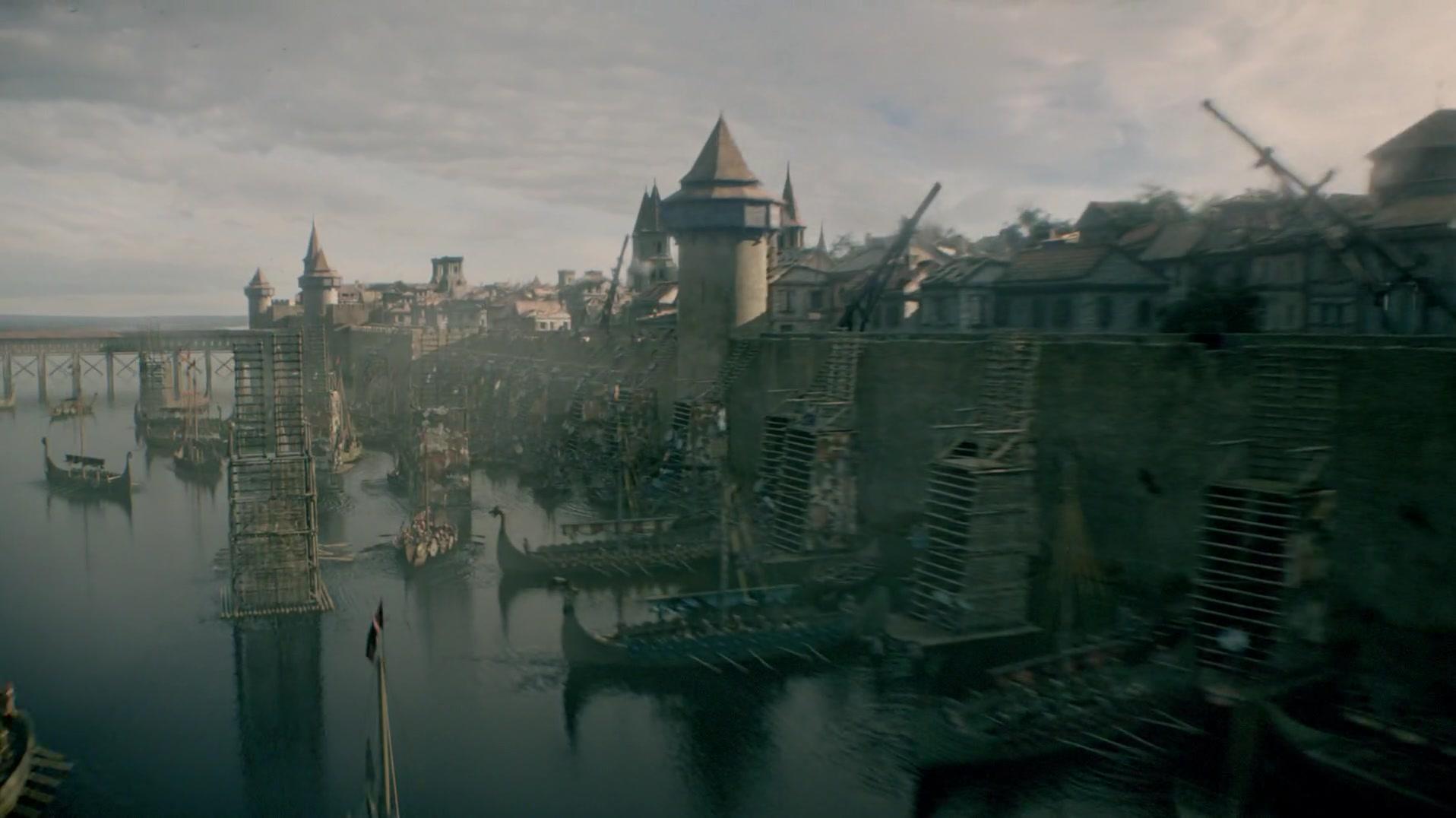 Siege of Paris | Vikings Wiki | FANDOM powered by Wikia