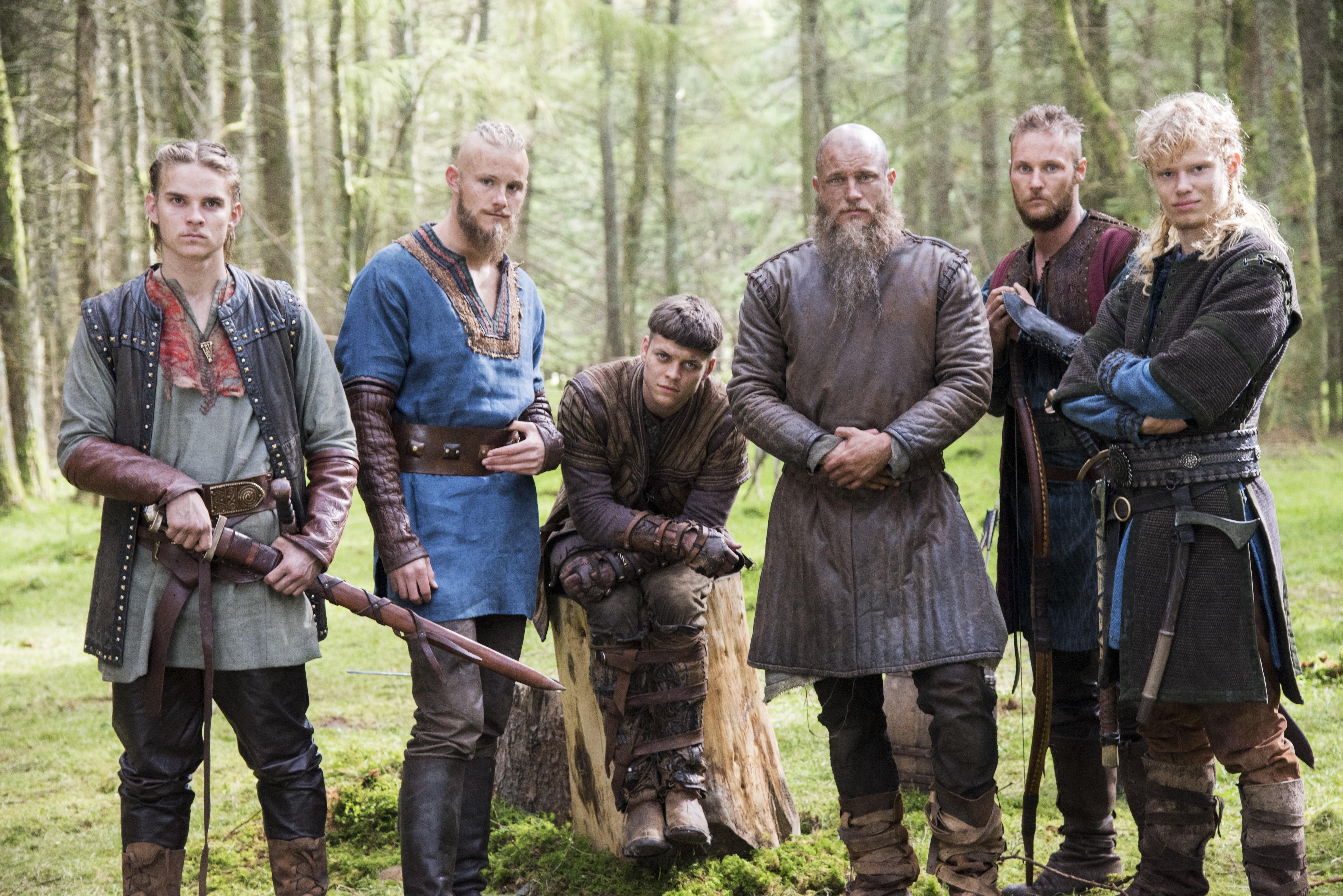 Ragnar | Vikings Wiki | FANDOM powered by Wikia