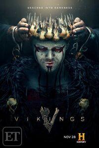Vikings S5B Poster