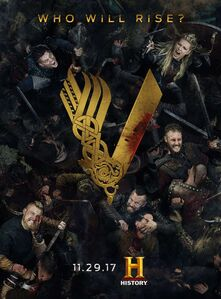 Vikings S5 poster