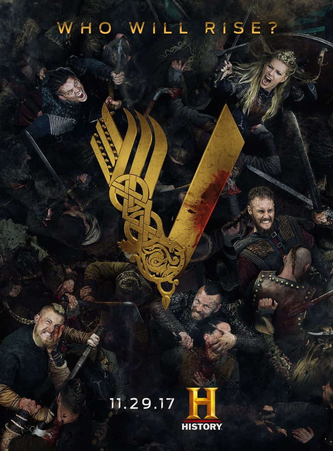Season 5 | Vikings Wiki | FANDOM powered by Wikia
