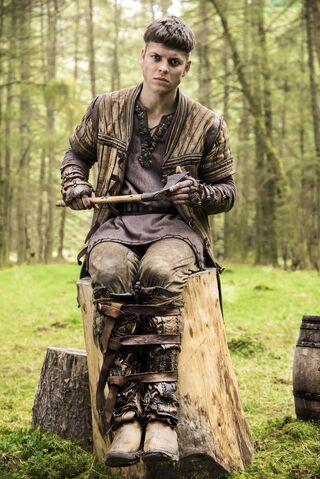 Image Ivar The Boneless Season 4 Jpeg Vikings Wiki Fandom