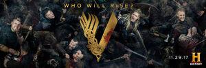 Vikings S5 banner