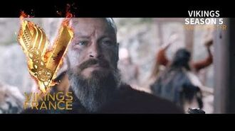 VIKINGS - TRAILER SEASON 5 - WAR VOSTFR HD