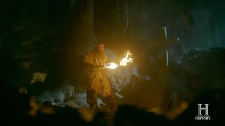 Risultati immagini per What Happens in the Cave vikings