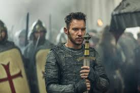 Bishop Heahmund and his elite warriors