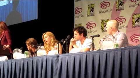 The Vikings Cast at WonderCon 2013 Part 7 7