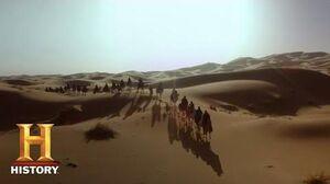 Vikings Bjorn Crosses The Desert Season 5 Premieres Nov