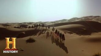 Vikings Bjorn Crosses The Desert Season 5 Premieres Nov. 29 History