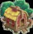Riverside cottage symbol