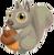 Squirrel symbol