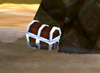 Kiste Seehöhlen