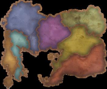 Map siebenReiche