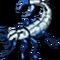 Weißer Scornyx