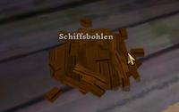 Schiffsbohlen