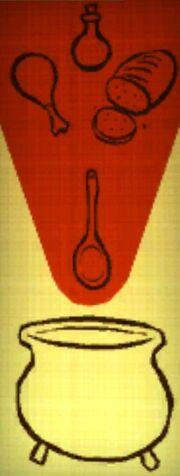 Symbol kochen