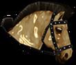 Mount sandPferd