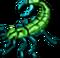 Viridianischer Scornyx