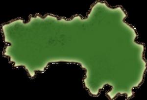 Map Grünhafen