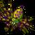 Goldener Arachnamasser