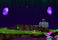 Geheimer Weg Kristallspitze