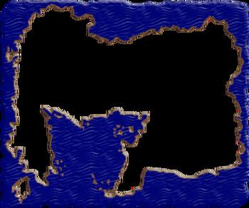 Map großerozean