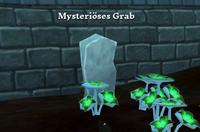 Mysteriöses Grab -Wehklage