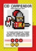 CidCampeador Card
