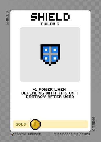 Item shield