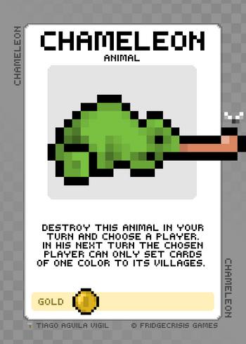 ChameleonCard