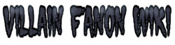 Villain Fanon Wiki