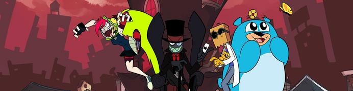 Header villainous