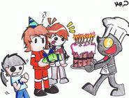 Happy birthday skoolcool by super master mind