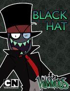 BlackHatPortrait