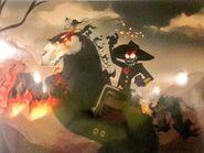 Black hats death horse