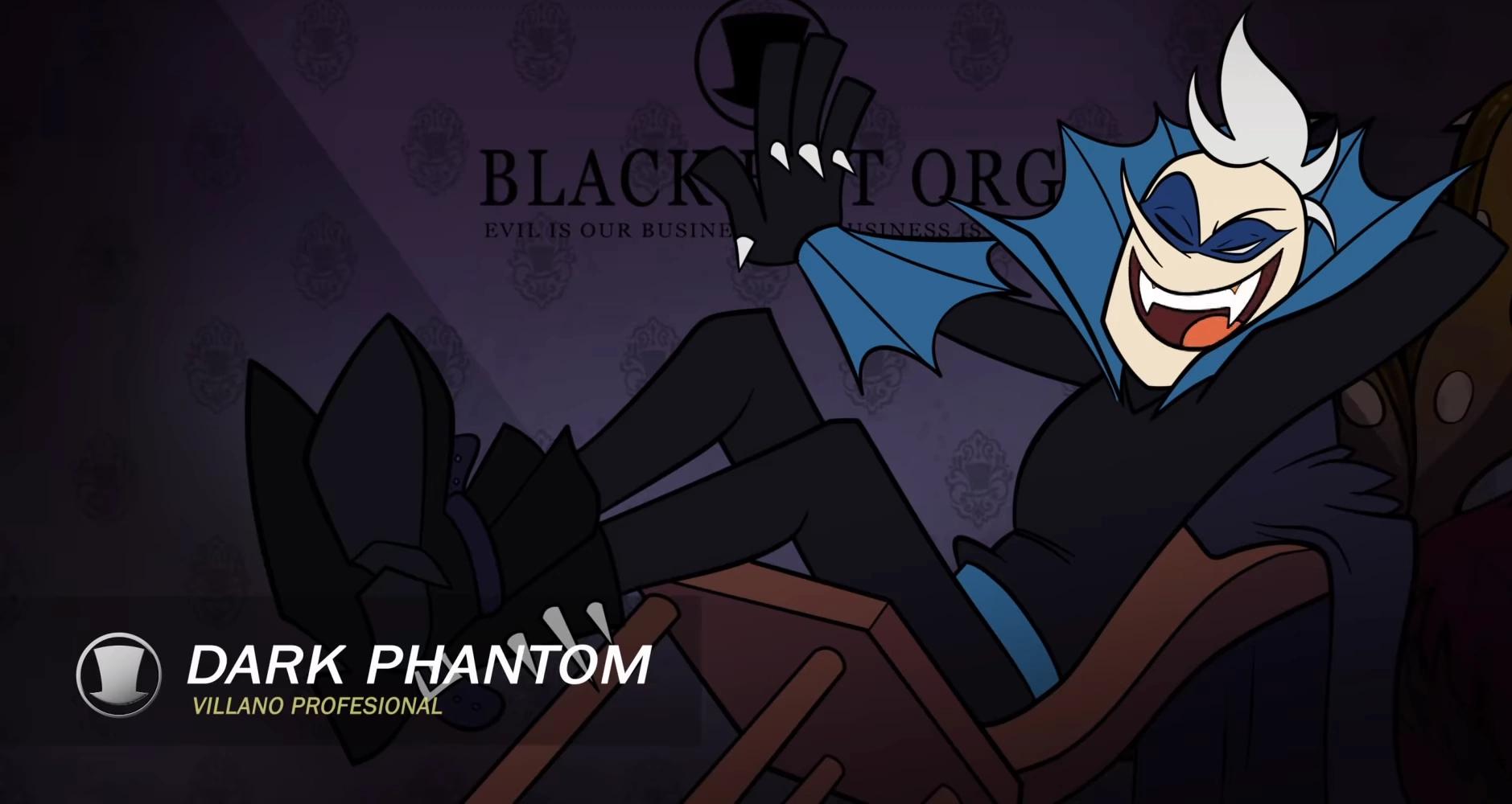 Dark Phantom | Villainous Wiki | FANDOM powered by Wikia