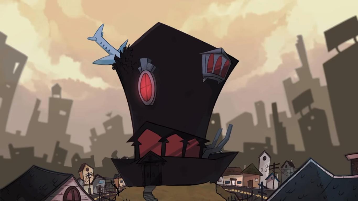 Black Hat's manor | Villainous Wiki | FANDOM powered by Wikia
