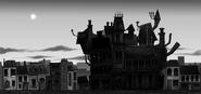 Ominous BHO edifice