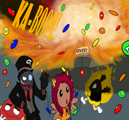 Fllying mandms by alitur-d2fwvor