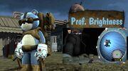 Proffessor B Brightness