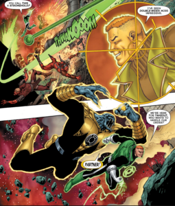 Arkillo and Guy Gardner 2