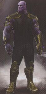 Avengers Infinity War Thanos concept art 7 (1)