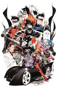 Batman The Adventures Continue Vol 1 2Variant Textless
