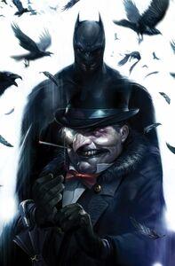 Batman Vol 3 58 Textless Variant