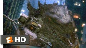 Godzilla (1998) - Helicopter Chase Scene (4 10) Movieclips