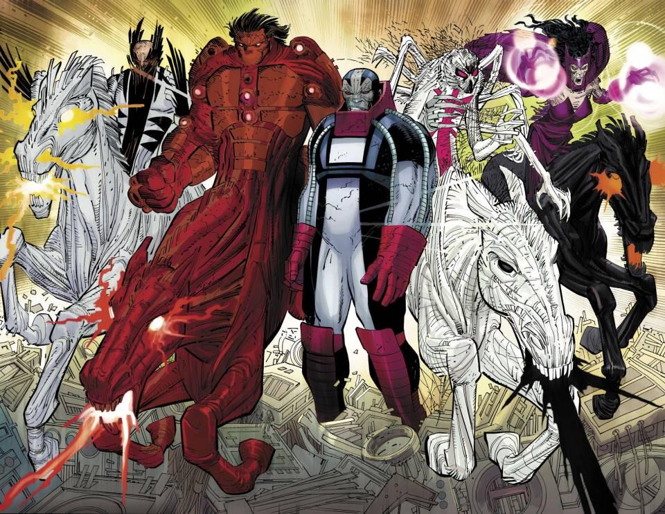 Horsemen of Apocalypse | Villains Wiki | FANDOM powered by Wikia