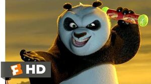Kung Fu Panda (2006) - Fight for the Dragon Scroll Scene (9 10) Movieclips