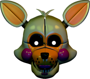 Lolbit remake c4d by yinyanggio1987-dal9lsc